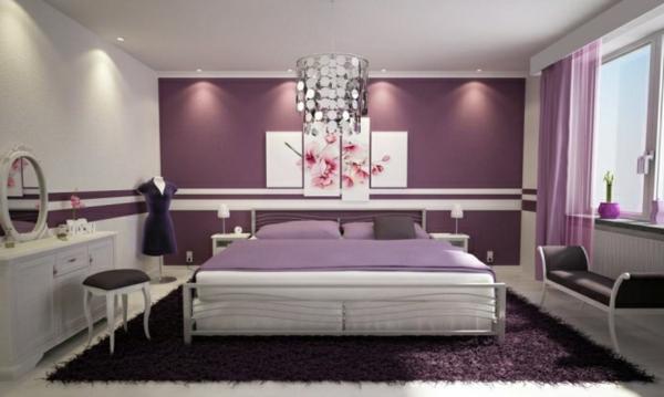 Schlafzimmer Lila Grau Glänzend On Mit Eyesopen Co 8