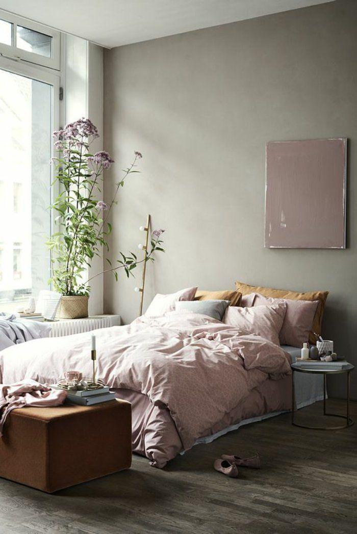 Schlafzimmer Lila Grau Perfekt On Mit Wei Wohndesign 9