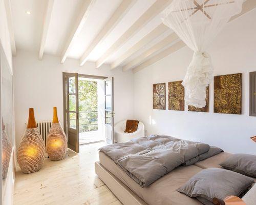 Schlafzimmer Mediterran Ausgezeichnet On In Mediterrane Ideen Design Bilder Houzz 6