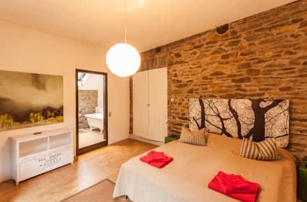 Schlafzimmer Mediterran Exquisit On Mit Mediterrane Und Bilder Homify 7