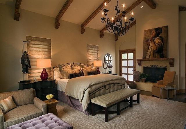 Schlafzimmer Mediterran Perfekt On überall Für Einrichten Anmutig Designs Mit 3