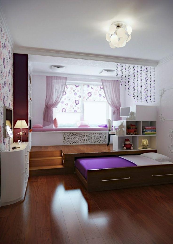 Schlafzimmer Mit Eingebautem Schreibtisch