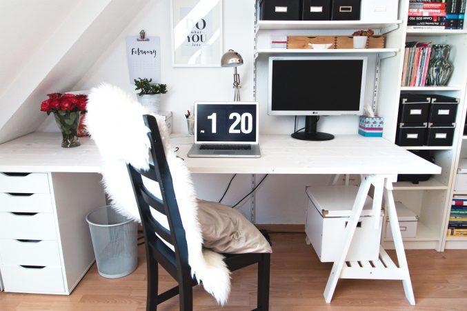 Schlafzimmer Mit Eingebautem Schreibtisch Stilvoll On Innerhalb Uncategorized 1