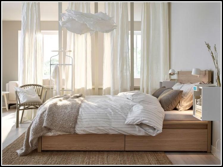 Schlafzimmer Mit Malm Bett Imposing On Auf Ikea In Berlnge Welche Nachttische Dazu Habt 5