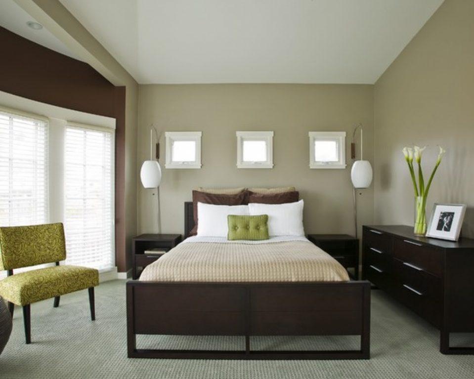 Schlafzimmer Modern Braun Einfach On Innerhalb Uncategorized Tolles Beige Mit 4