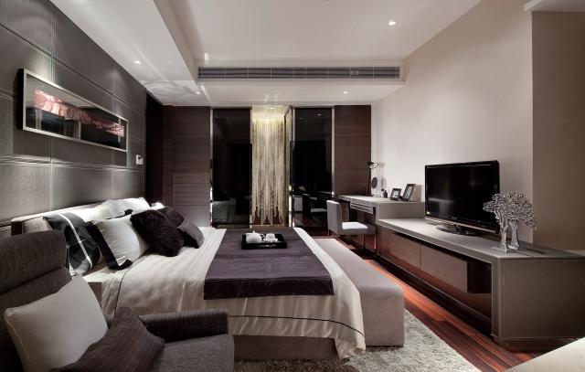 Schlafzimmer Modern Braun Kreativ On In Bezug Auf Gestalten 130 Ideen Und Inspirationen 3