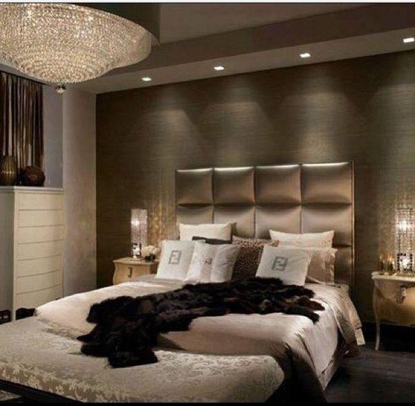 Schlafzimmer Modern Luxus Erstaunlich On Mit Inneneinrichtung Ideen Design Kronleuchter 4