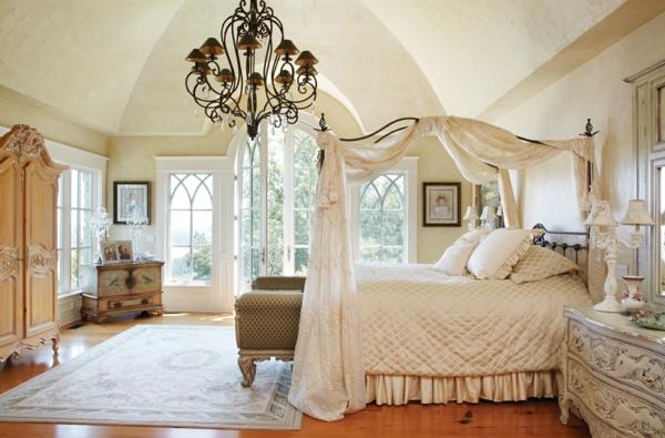 Schlafzimmer Romantisch Modern Bescheiden On Innerhalb Ideen Migrainefood Haus 6