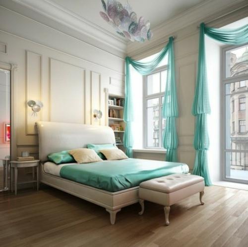 Schlafzimmer Romantisch Modern Kreativ On Beabsichtigt Amocasio Com 1