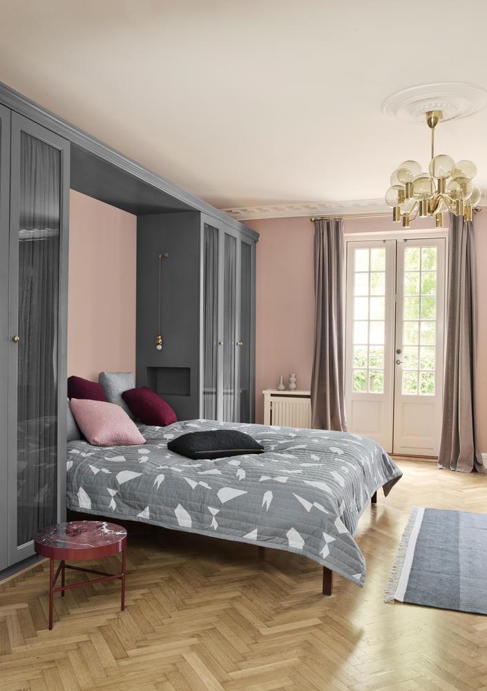 Schlafzimmer Rosa Grau Kreativ On Mit Charmant ZiaKia Com Weiß Home Design Ideas 3