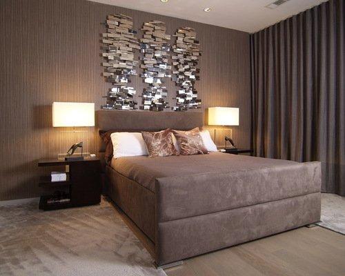 Schlafzimmer Wände Ideen Glänzend On Beabsichtigt Modern Wand Endet Schön Auch 1