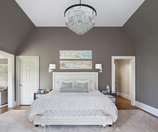 Schlafzimmer Wände Ideen Modern On überall Wandfarben Im 105 Für Erholsame Nächte 7