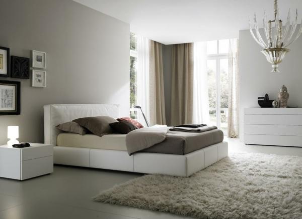 Schlafzimmer Wandfarben Ideen Bescheiden On In Welche Farbe Für Das Tipps Im Überblick Dekoration 9