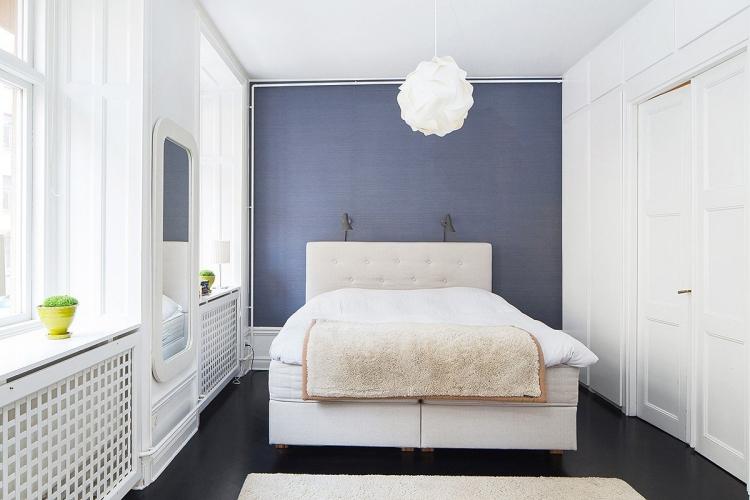 Schlafzimmer Wandfarben Ideen Bescheiden On Mit Im 105 Für Erholsame Nächte 1