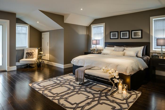 Schlafzimmer Wandfarben Ideen Großartig On Und Moderne Zimmerfarben In Verzaubern 5