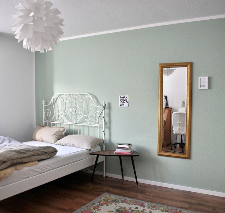 Schlafzimmer Wandfarben Ideen Perfekt On Auf Die Besten 25 Einfach 8