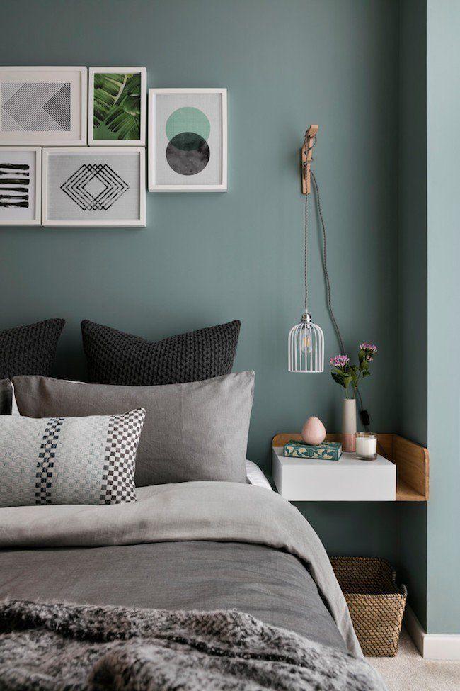 Schlafzimmer Wandfarben Ideen Perfekt On Für Die Besten 25 Wandfarbe Auf Pinterest 7