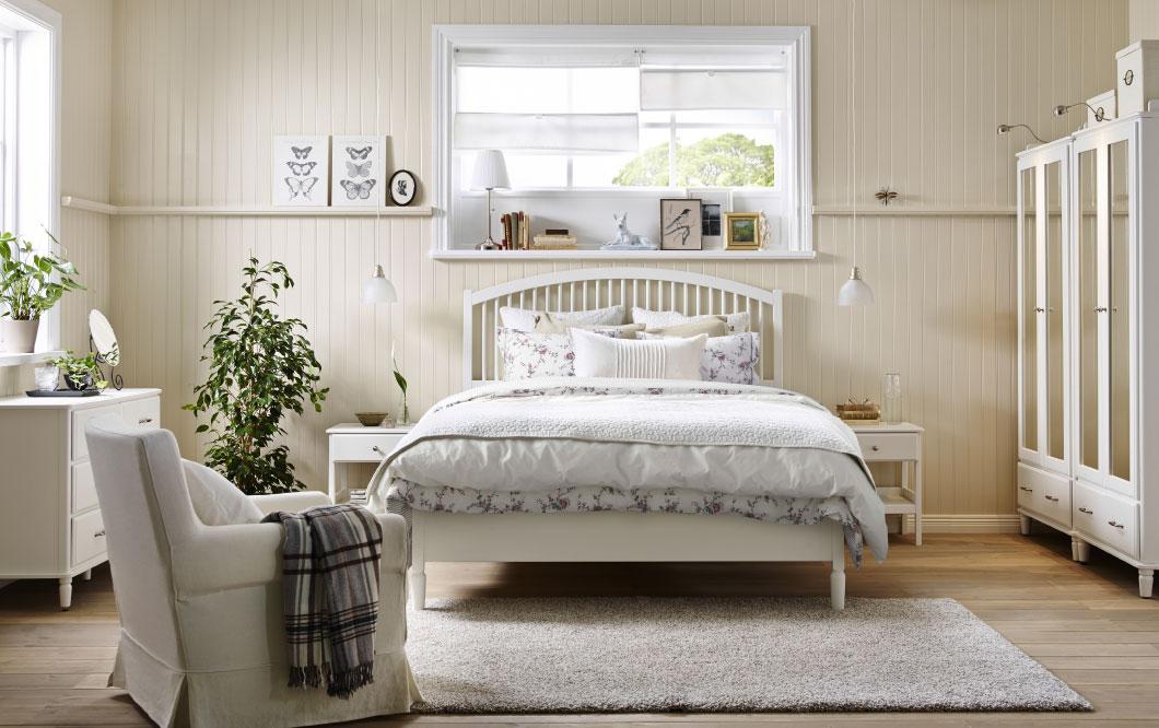 Schlafzimmer Weiß Ikea Bemerkenswert On In Gestalten Tipps Tricks IKEA AT 5