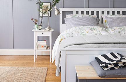 Schlafzimmer Weiß Ikea Imposing On Beabsichtigt Im Landhausstil Tipps Ideen IKEA 3