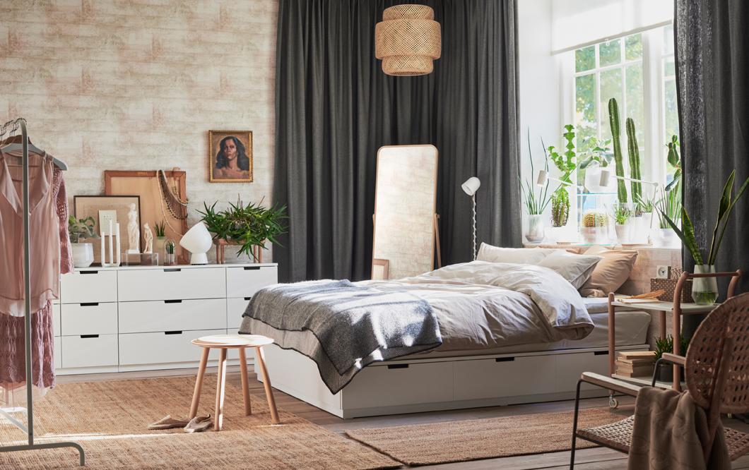 Schlafzimmer Weiß Ikea Perfekt On Beabsichtigt Online Kaufen IKEA 1