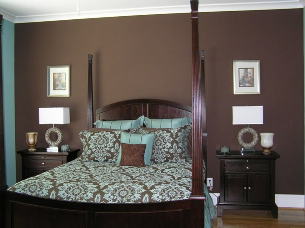Schöne Braune Schlafzimmer Interessant On Braun Auf Unvergleichlich Best 2