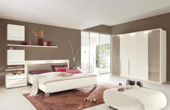 Schöne Braune Schlafzimmer Modern On Braun In Schone Eyesopen Co 7