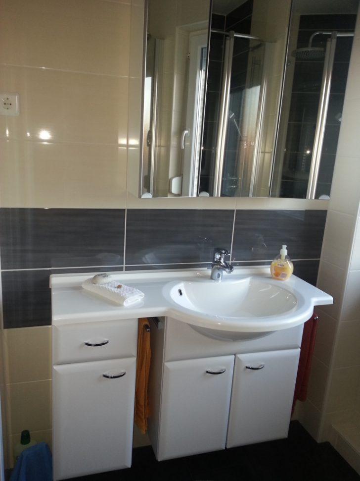 Schönes Kleines Bad Beige Fliesen Frisch On Und Schön Haus Renovierung Mit 8