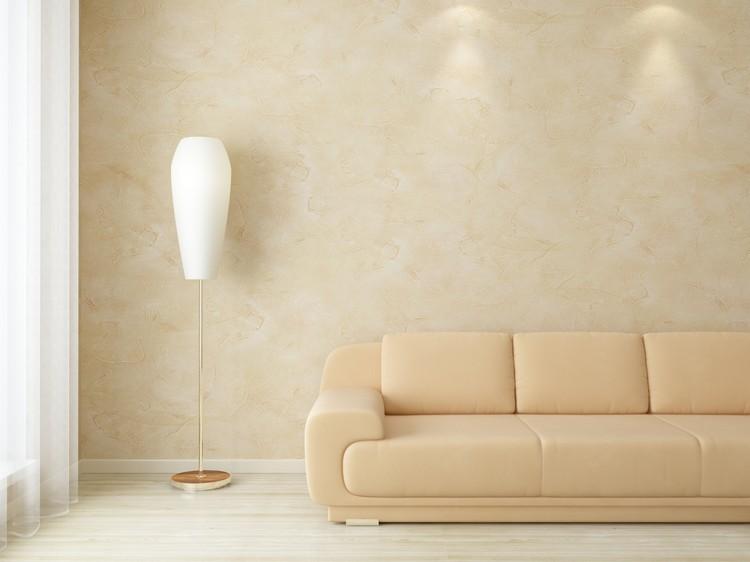 Spachteltechnik Perfekt On Andere Beabsichtigt Wandgestaltung Mit Für Ein Effektvolles Interieur 1