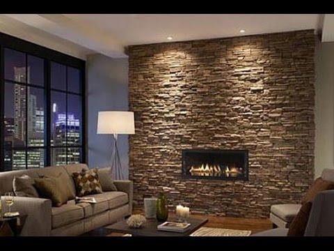 Steinwand Wohnzimmer Braun Wunderbar On Beabsichtigt Awesome Beige Photos House Design Ideas 4