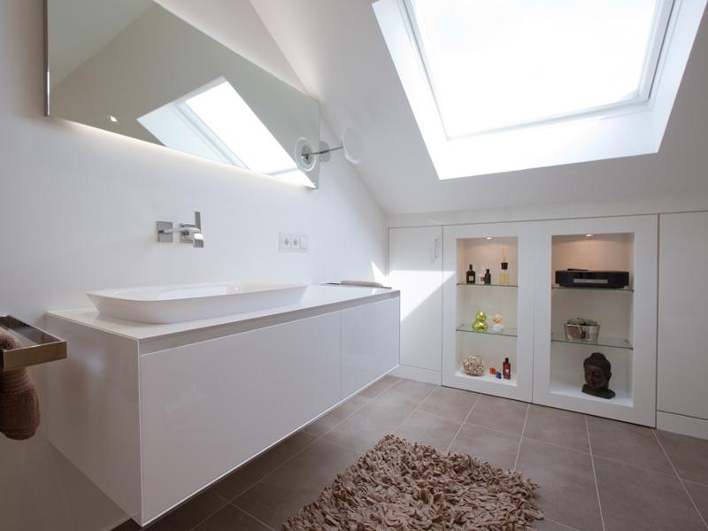 Stilvoll On Badezimmer überall 7 Tipps Für Das Unterm Dach Bauen De 8