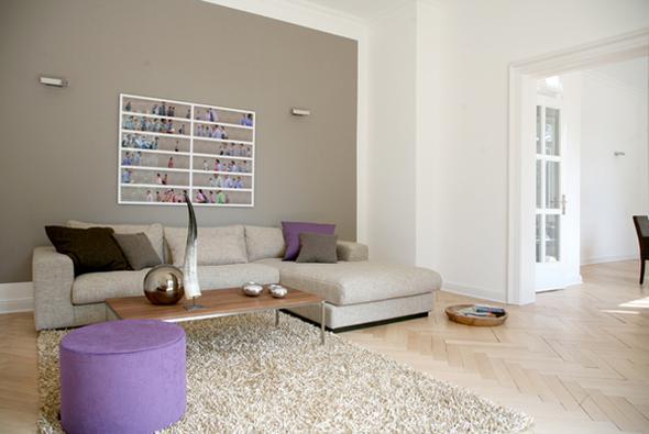 Streichen Ideen Bemerkenswert On Beabsichtigt Glänzend Wohnung Kreative Für Anstrich Meiner 4