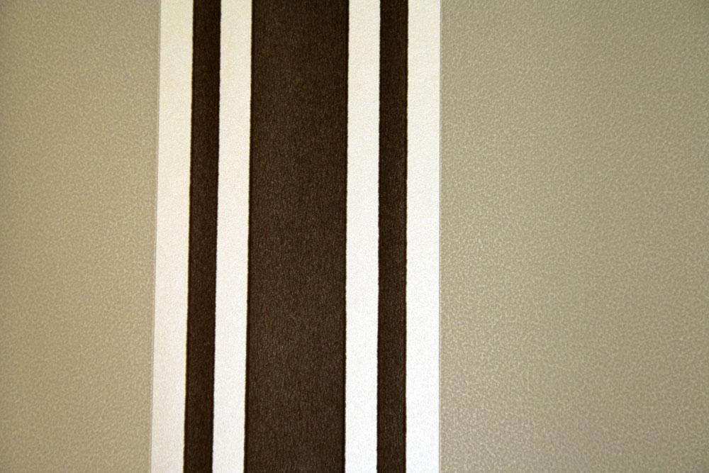 Streifen An Der Wand Braun Charmant On Mit 1