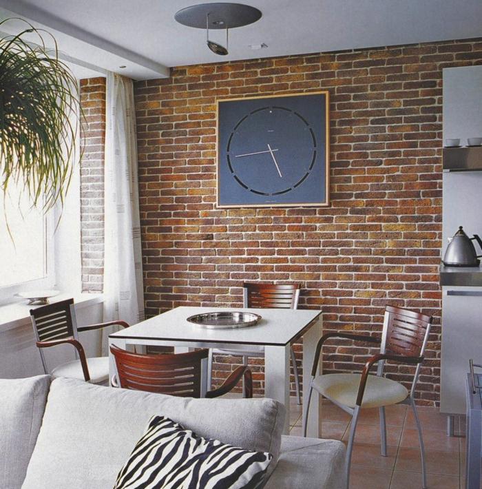 Tapete Modern Essbereich Glänzend On Mit 50 Moderne Muster Funktionelle Möglichkeiten Für Innen 6