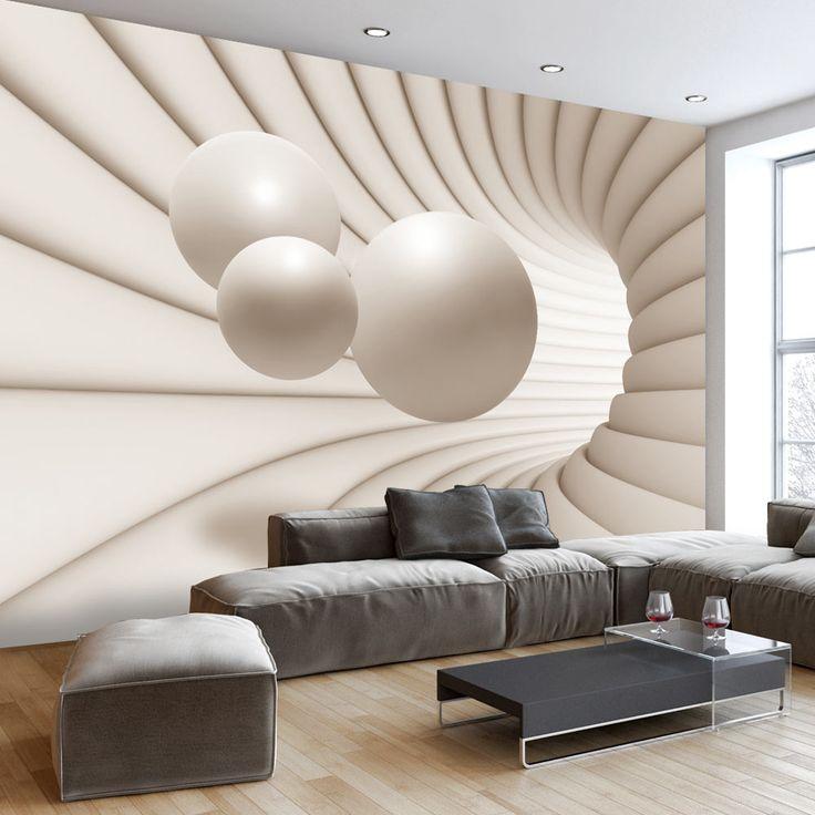 Tapeten Ideen Fürs Wohnzimmer Exquisit On Und Die Besten 25 Fototapete Auf Pinterest 8