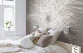 Tapeten Trends Schlafzimmer