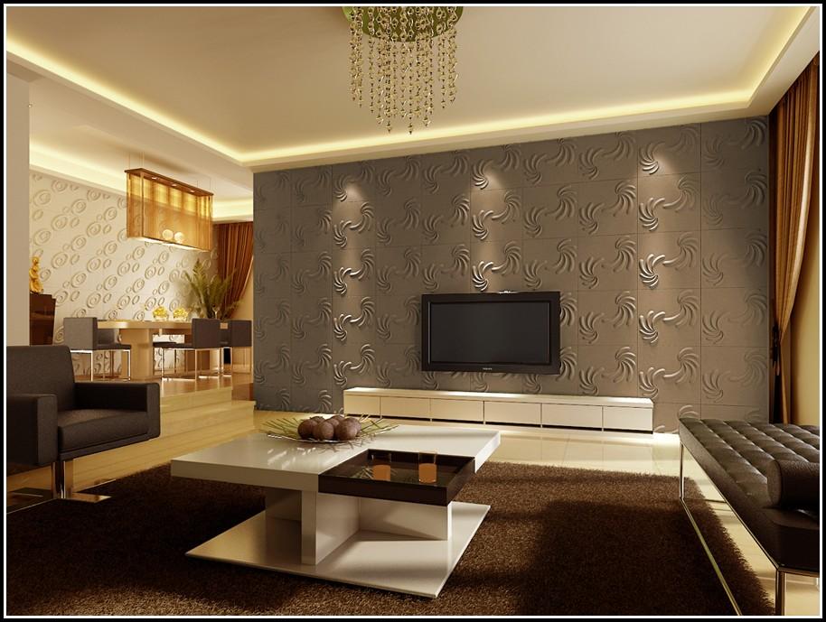 Tapeten Vorschläge Wohnzimmer Charmant On In Bezug Auf Ideen Beeindruckend Tapete Up To 2