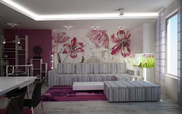 Tapeten Vorschläge Wohnzimmer Schön On überall Schmuck Die Besten 25 Schrank Tapete 3