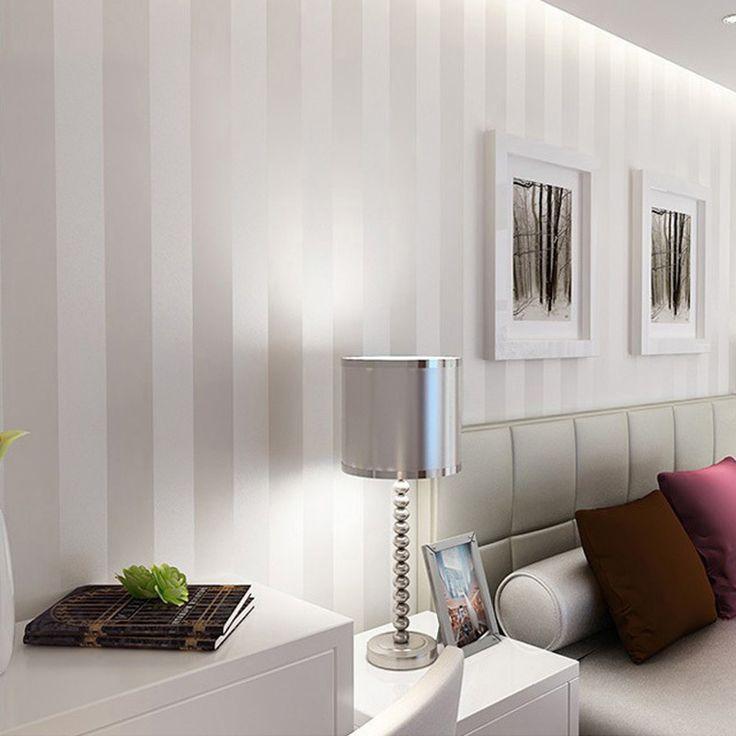 Tapeten Wohnzimmer Beige Einfach On Mit Die Besten 25 Gestreifte Tapete Ideen Auf Pinterest Streifen 8