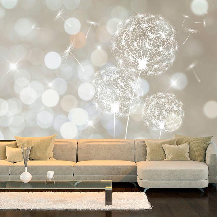 Tapeten Wohnzimmer Beige Imposing On Beabsichtigt Ideen Stilvoll Mit Braune Tapete 6