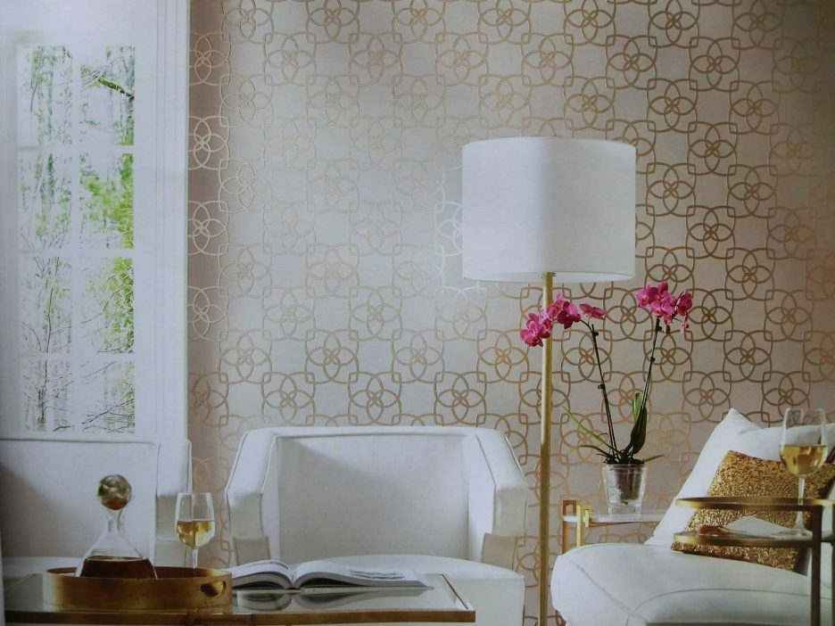 Tapeten Wohnzimmer Beige Stilvoll On Beabsichtigt Emejing Tapete Pictures 3