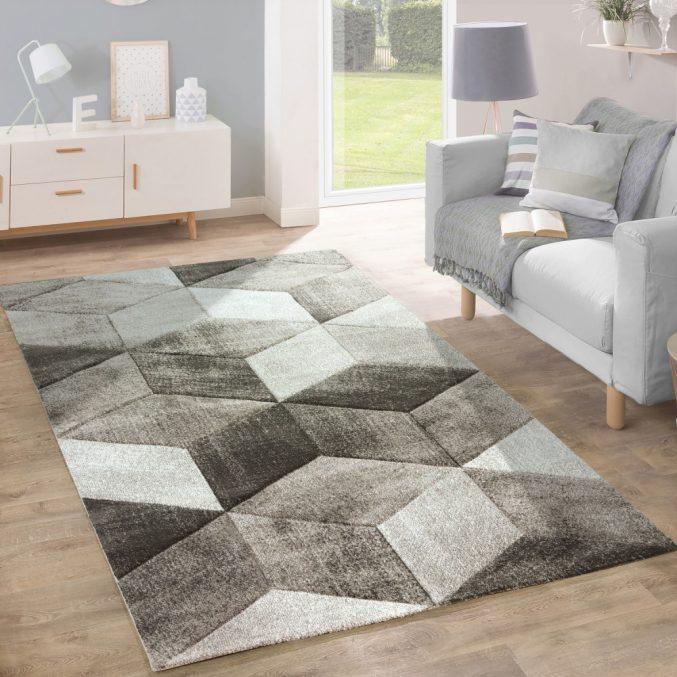 Teppich Design Modern Unglaublich On Und Uncategorized Kühles Rug Mozaik Woven 1