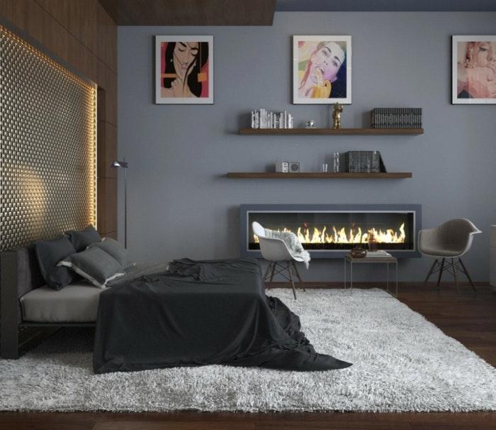 Teppichbode Schlafzimmer Grau Zeitgenössisch On Für Teppichboden Wohnzimmer Nzcen Com 6