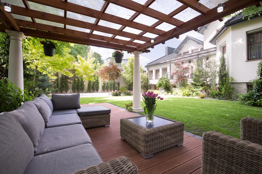 Terrassen Ideen Kreativ On In Terrasse Gestalten Für Ihre Persönliche Wohlfühloase 8