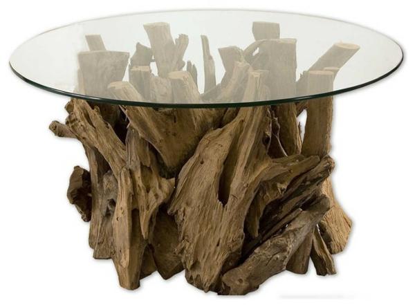 Treibholz Tisch
