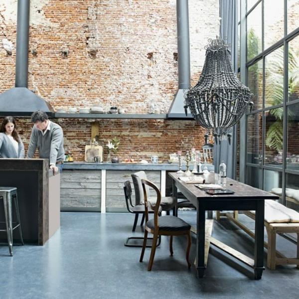 Unbehandelte Ziegelwand Bemerkenswert On Andere Mit Awesome Ideas House Design 5