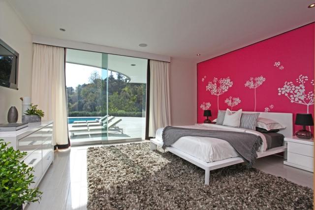 Wand Rosa Streichen Ideen Wunderbar On überall 65 Muster Streifen Und Struktureffekte 4