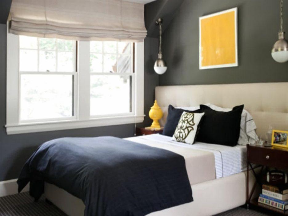 Wand Stilvoll On Schlafzimmer In Ideen Kühles Gestaltung 9