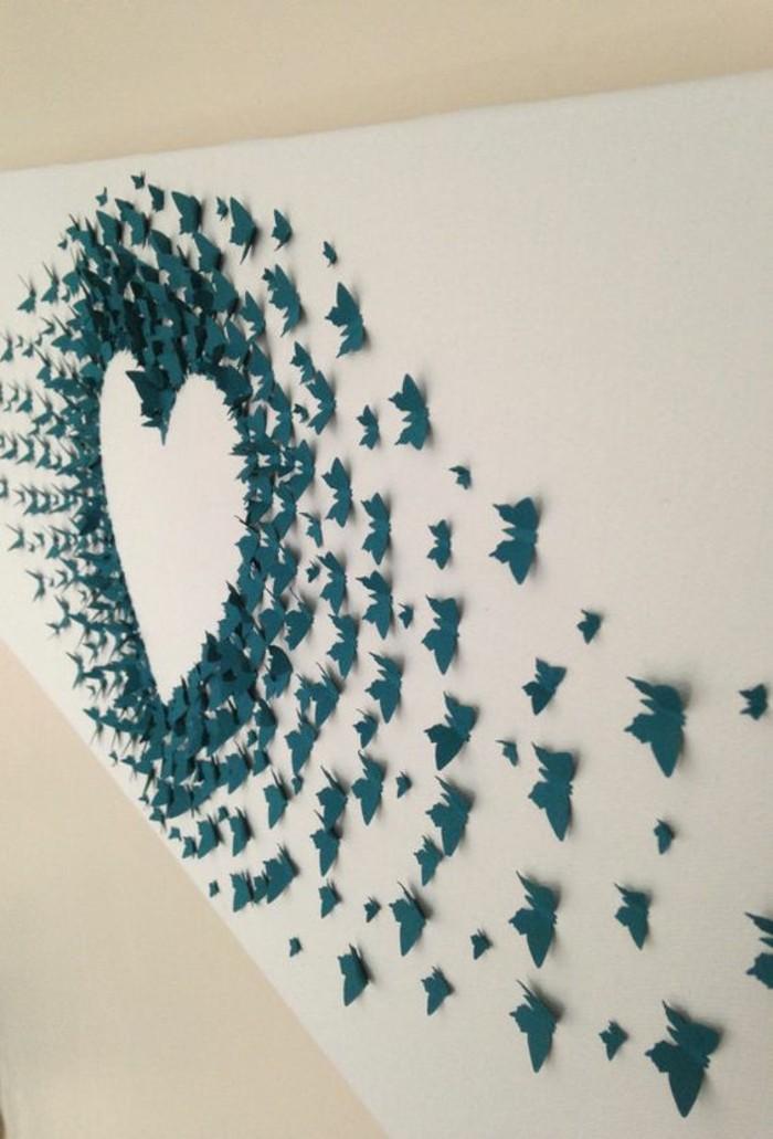 Wanddeko Selber Basteln Einzigartig On Andere Auf Machen 68 Tolle Ideen Für Ihr Zuhause 4
