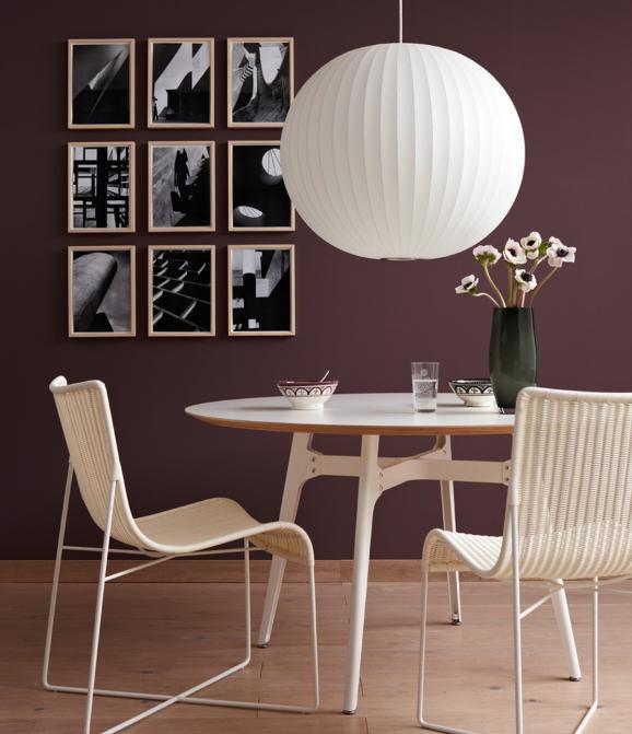 Wandfarbe Braun Küche Einzigartig On Und Wohnen Einrichten Mit Wandfarben Möbel 4