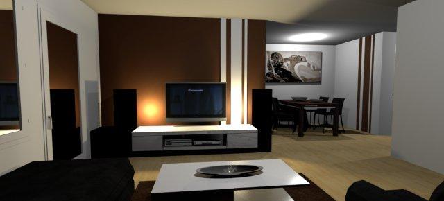 Wandfarbe Braun Weiß Stilvoll On überall Weiss Einrichten Liebenswert Braune Wohnzimmer Ideen 8